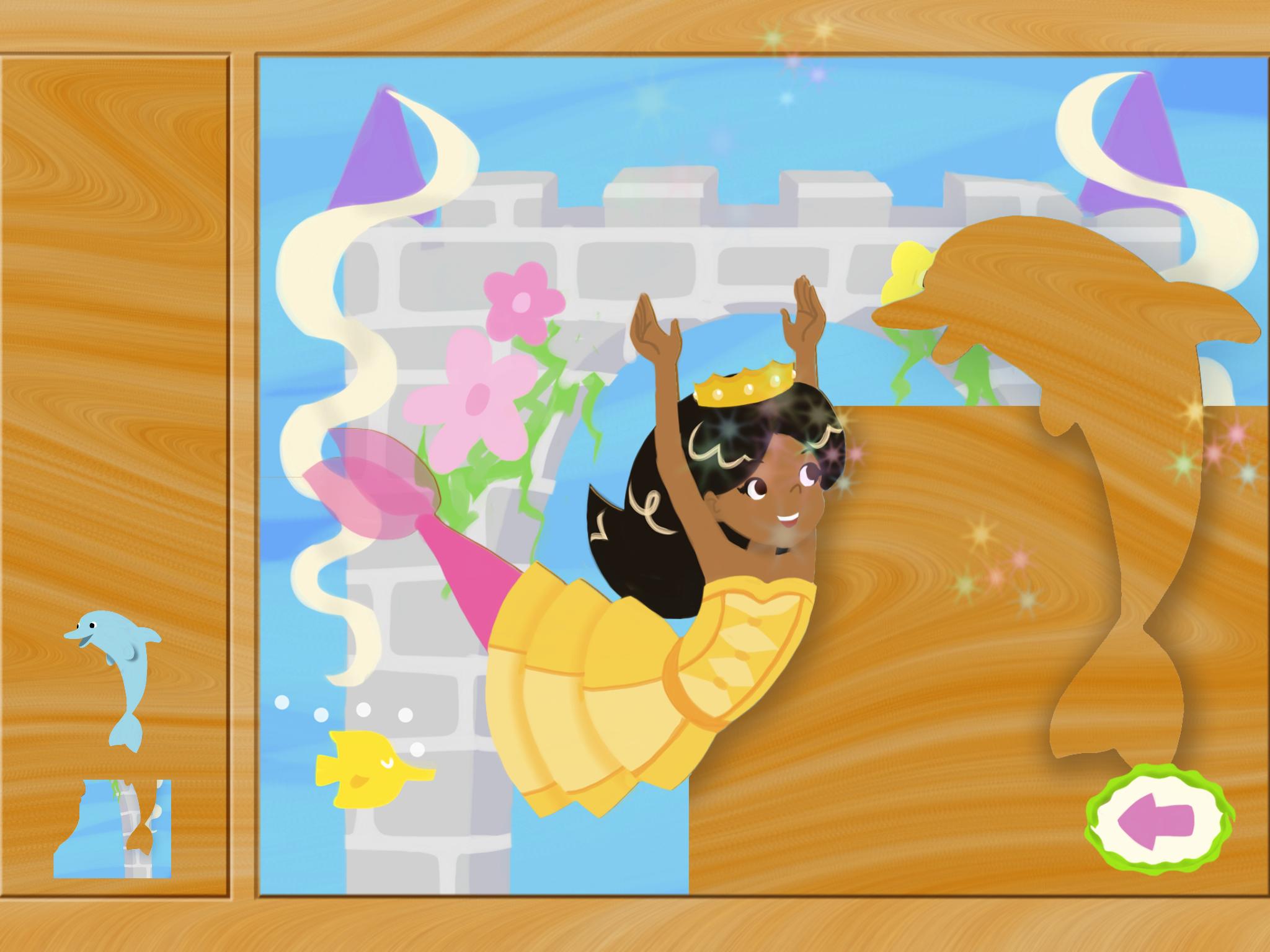 Fairy Tale Games Mermaid