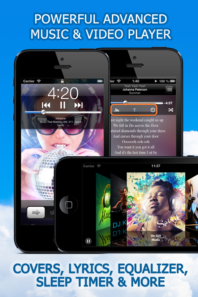 Free Music Download Pro Plus - Free Music Downloader and Player iPhone
