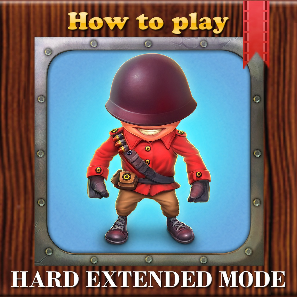 How to play Fieldrunners in Hard Extended Mode